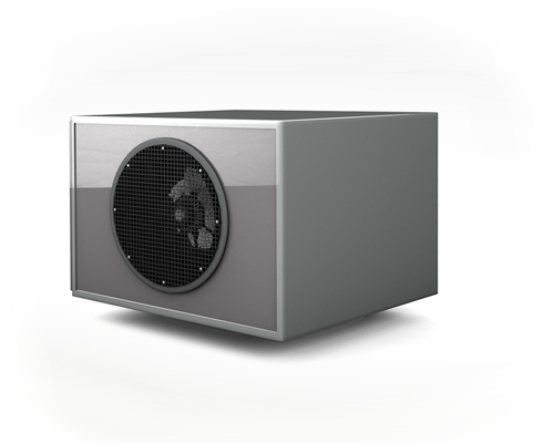 Self-Contained air purifier 1200 sc